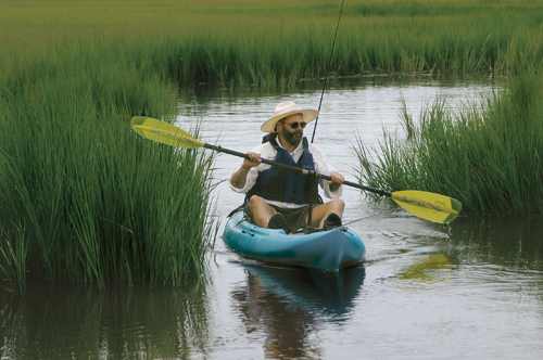 se coast saltwater paddling trail