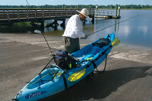 kayak safety information