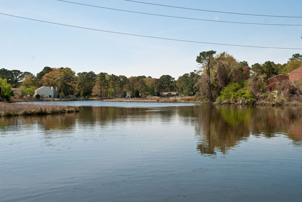 london bridge creek virginia beach